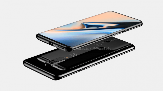 OnePlus 7 Android Smartphone