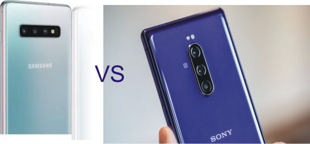 Samsung Galaxy S10 vs Sony Xperia 1: See The Difference