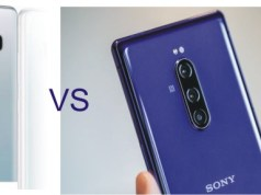 Samsung Galaxy S10 vs Sony Xperia 1 Camera