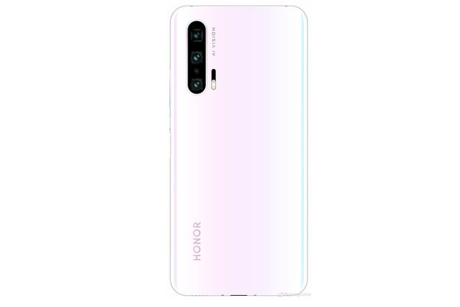 Honor 20 Pro renders, price, and release date. Android smartphone