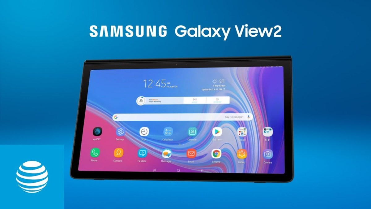 Samsung Galaxy View 2 Sale Starts on April 26: Price confirmed