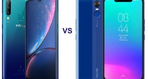 Inifinix Hot S4 and Tecno Pouvoir comparison, differences and respective prices.