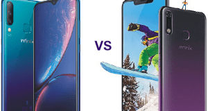 Infinix Hot S4 vs Infinix Hot 7 Pro