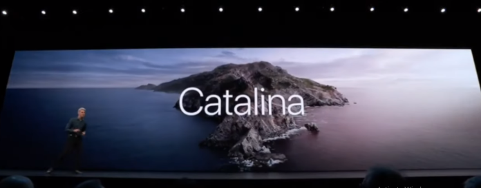 Apple at WWDC 2019 Announced MacOS Catalina