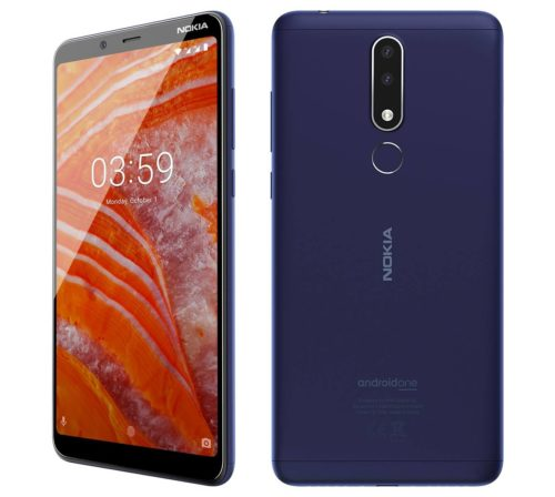 Nokia 3.1 Plus | Trending Android smartphones and there prices in Nigeria