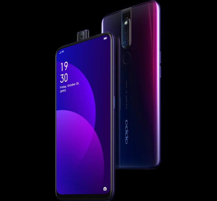 Oppo F11 Pro| Trending Android smartphones and there prices in Nigeria