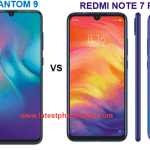 Tecno Phantom 9 vs Redmi Note 7 Pro: specs and price difference