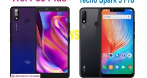 Itel P33 Plus and Tecno Spark 3 Pro differences, similarities and price in Nigeria