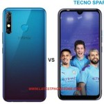 Infinix Hot 8 vs Tecno Spark 4: Specs and Price Comparison