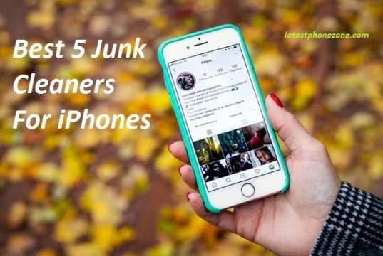 Best 5 Junk Cleaners for iPhones