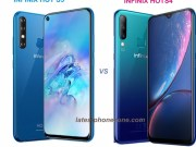 Infinix Hot S5 and Hot S4 are two Infinix Android smartphones you shouldn't skip off the list of budget phones in Nigeria with impressive cameras. The two devices pack some awesome features and their prices are reasonably cheap in the market. Check out the specs comparison before you buy it…