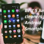 Best 5 Junk Cleaners for Android