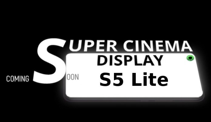 Infinix Hot S5 Lite with Super Cinema display