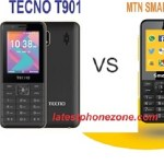 Tecno T901 vs MTN Smart T 3G: Top 3G Feature Smartphone to Buy