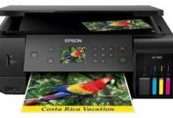 Epson Expression Premium ET-7700 EcoTank Driver Download