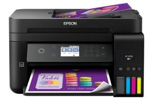 Epson WorkForce ET-3750 EcoTank