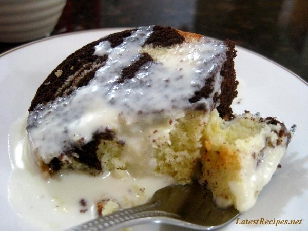 Chocolate Marble Pound Cake Latest Recipes