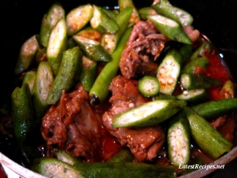 chicken_stew_with_okra_shiitake_mushroom_2