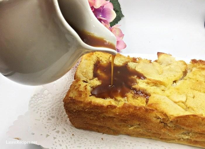 Invisible Apple Cake (Gateau Invisible)