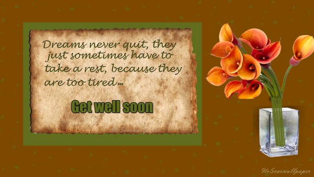 Get Well Soon Inspirational Quotes Latest World Events