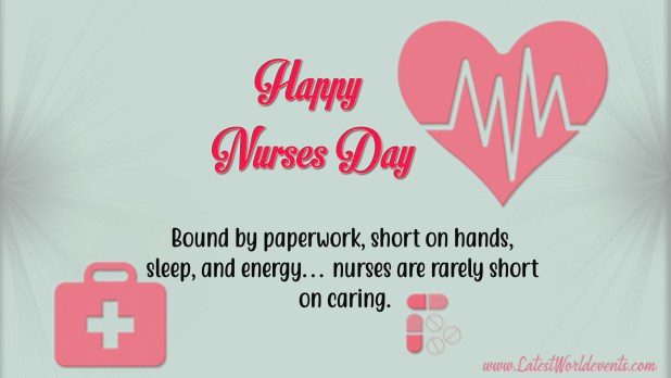 Happy Nurse Day 2019 & Happy Nurse Day Images With Quotes