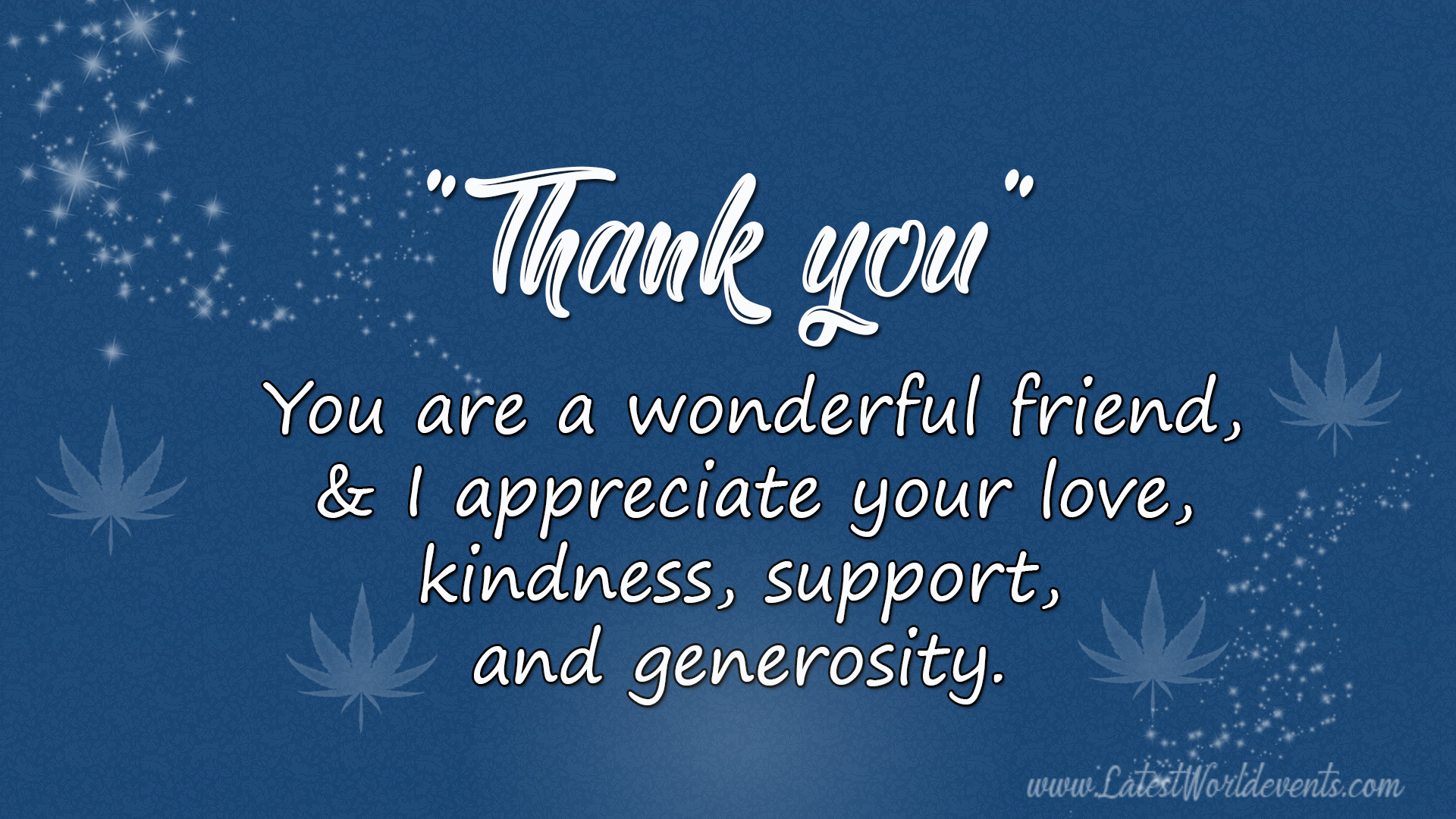 Thank You Images And Quotes Thank You Images For Friends
