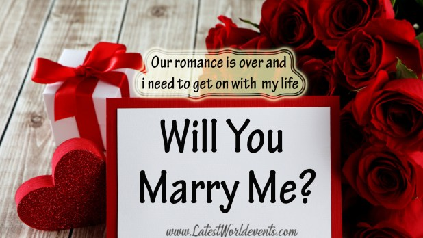 Will U Marry Me Image & Will U Marry Me Status Downloads