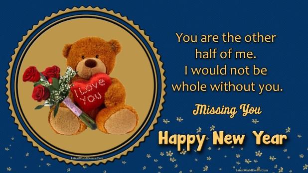Happy New Year My Love 89