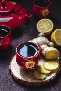 jengibre limon