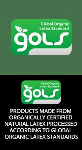 certified naturalandorganicmattresses.com gols botanical no toxins chemicals fertilizers off-gassing polyurethane