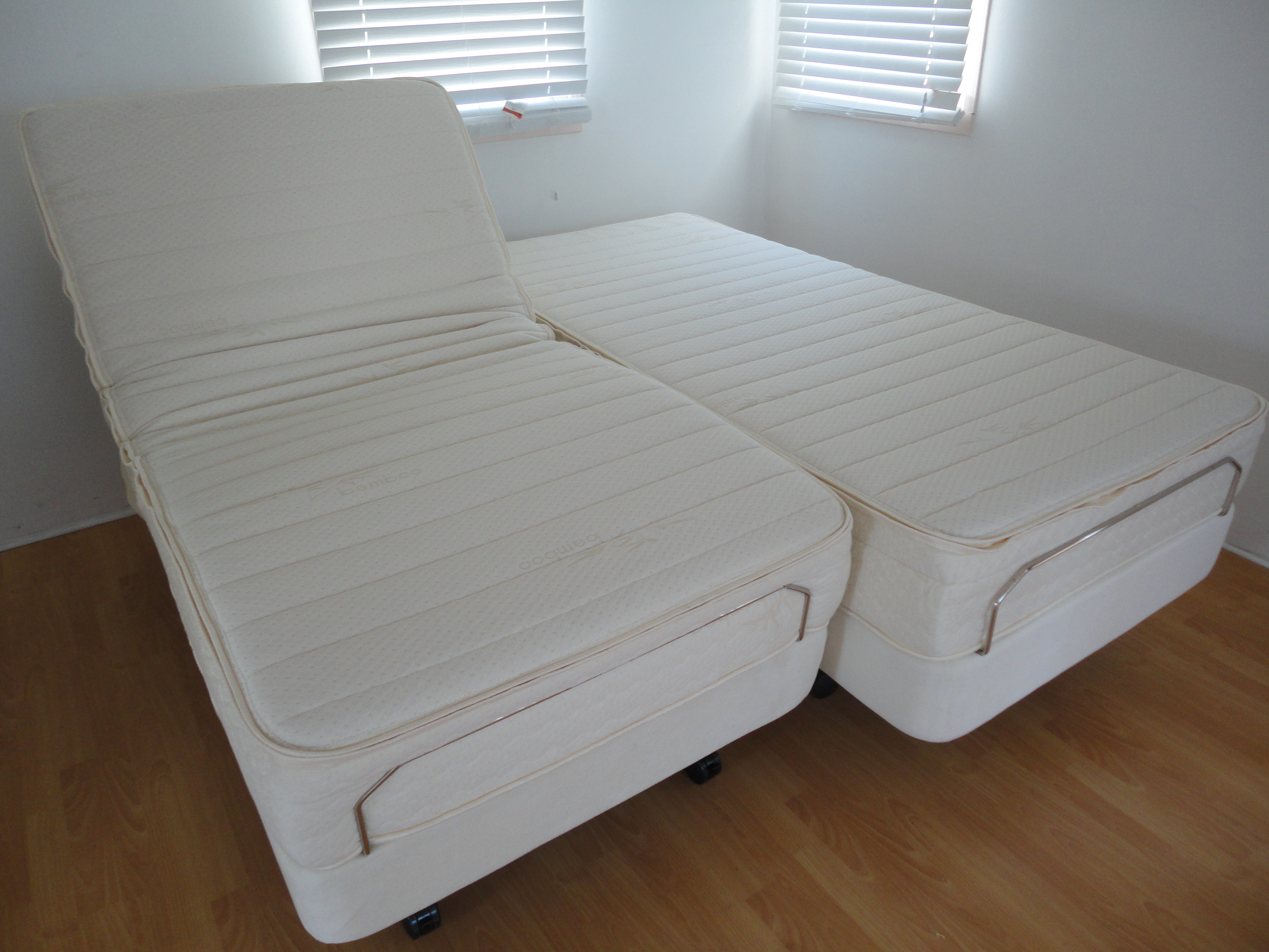 La Twin Single Adjustable Bed Size In Los Angeles Ca