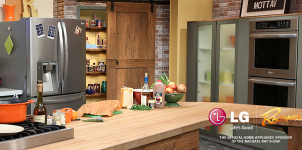 rachael ray kitchen plans lg electronics do a makeover latf usa