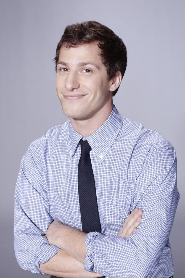 """""""buckle Seat Belts """" Andy Samberg Hosting 67th"""