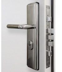 Steel Security Door - Heavy Duty | Latham's Steel Doors
