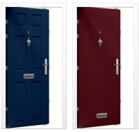 Steel Doors & Fire Exit Doors from Latham's Steel Security ...