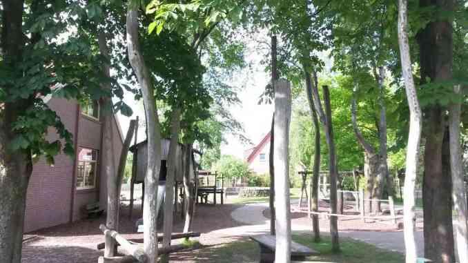 Spielplatz - Lathen-Wahn