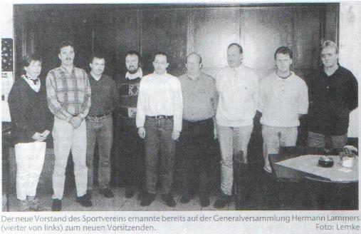 Neuer Vorstand um Heinz Lammers