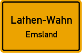 Logo Lathen-Wahn