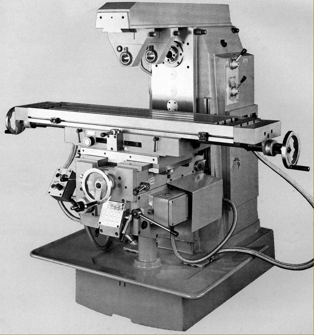 Ajax Milling Machine Manual Pdf