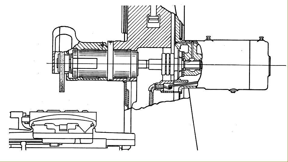 Brown & Sharpe No.2 Surface Grinder