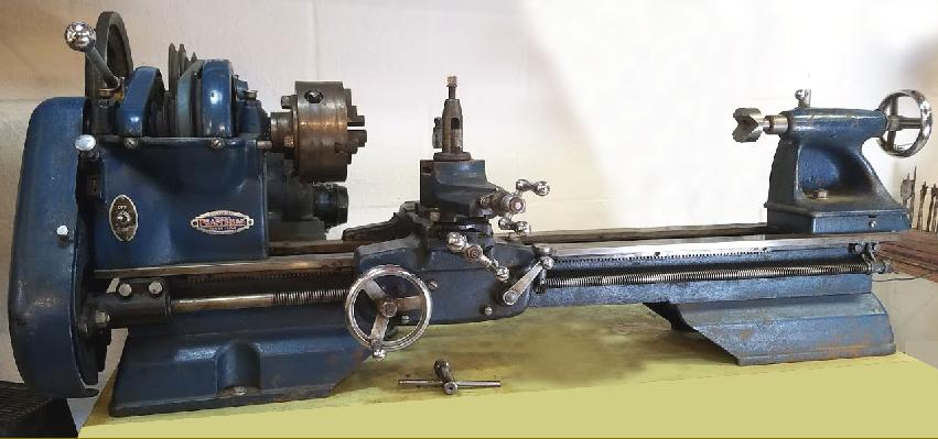 Craftsman 12 Inch Wood Lathe