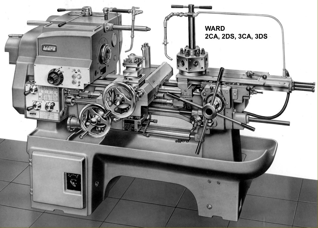 Lathe Machine Manual Book