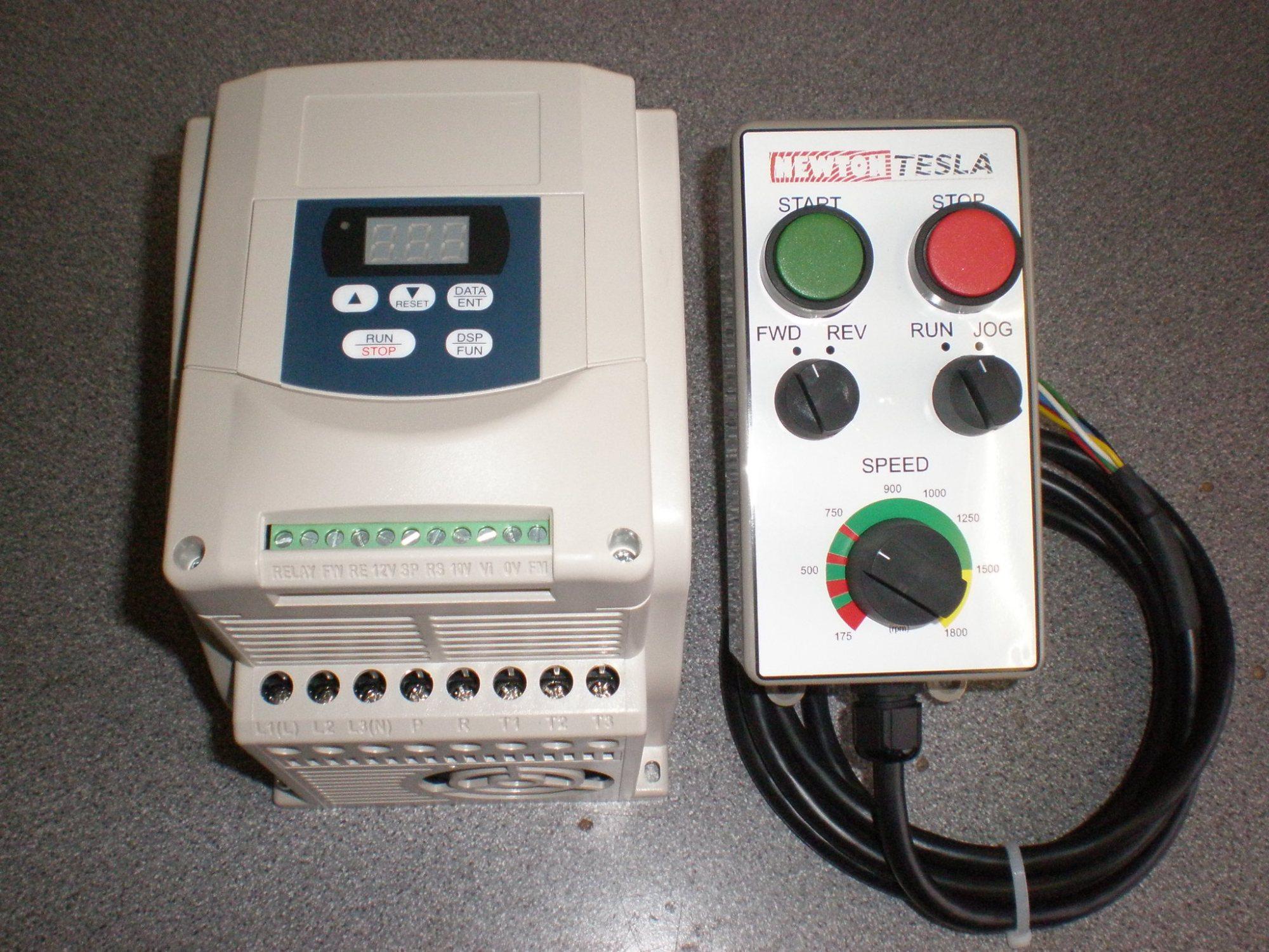 hight resolution of inverter remote pendant teco