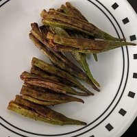 Stuffed Okra/ lady's finger