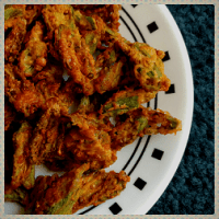 Lady's Finger/ Okra fry