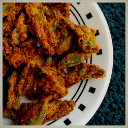 Crispyfry,Sidedish,Indian,Vegetarian