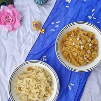 Sweet Aval/Poha/Flattened Rice Flakes( Gluten free,Vegan)2 Ways