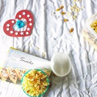Rice Krispies Chivda/Mixture - Savory Indian snack