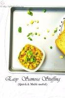 Samosa stuffing,Indian,snack,Samosa,Easy