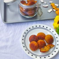 Nei Appam /Unniappam - a Gluten free Delicacy